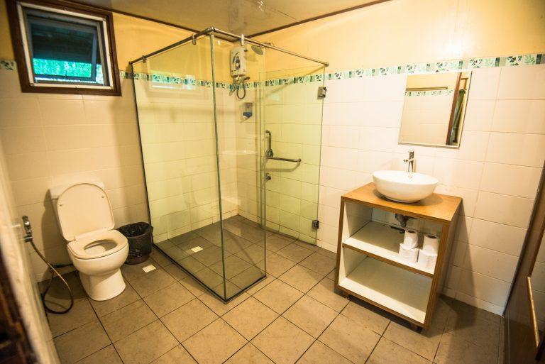 Attach Bathroom