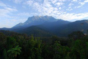 Kinabalu Mount